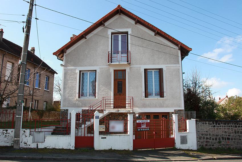 Maison Montlucon 5 pièce(s) 107 m2