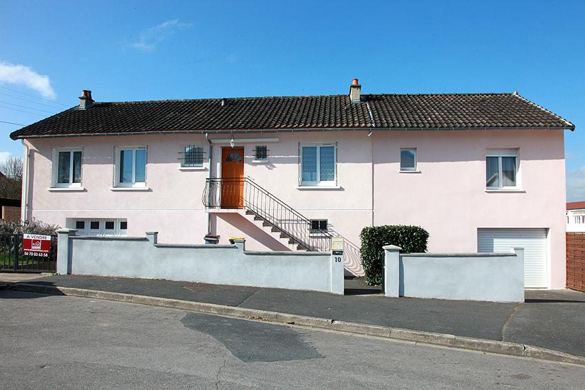Maison Montluçon 6 pièces