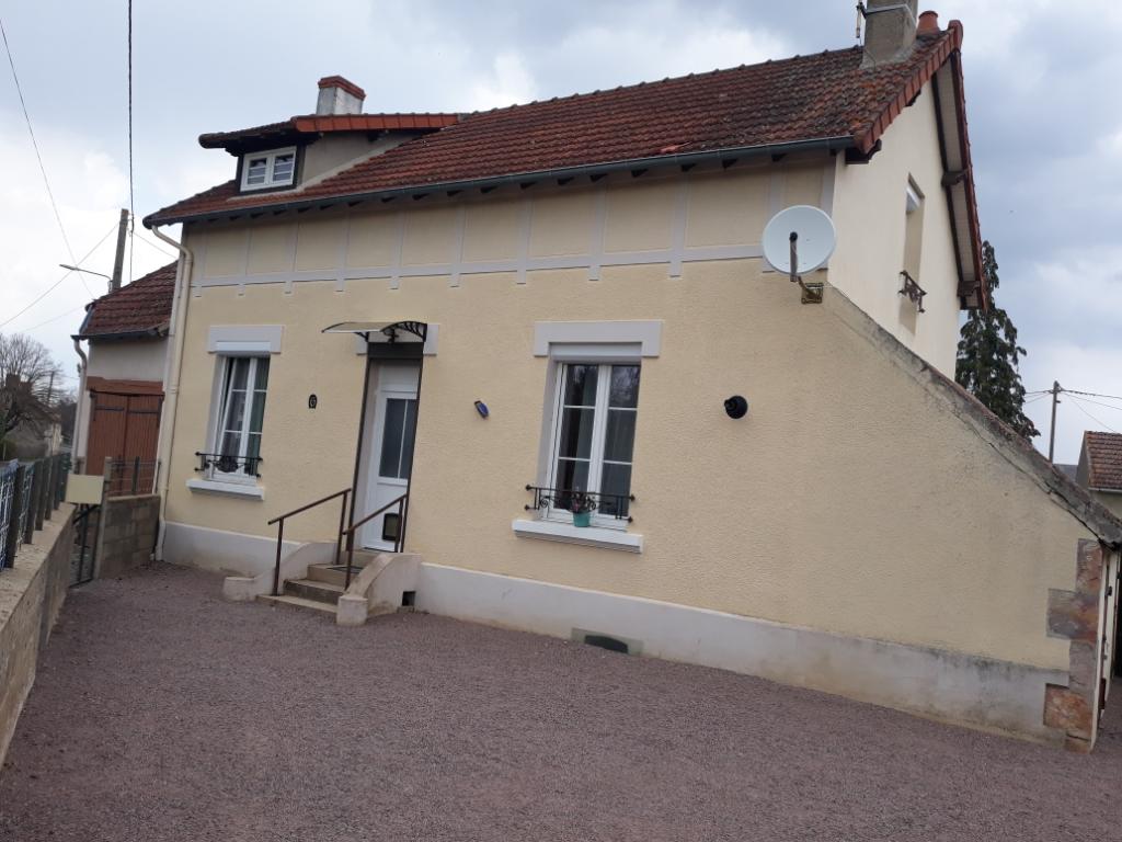 Maison Vallon En Sully 4 pièces - 94.70 m2