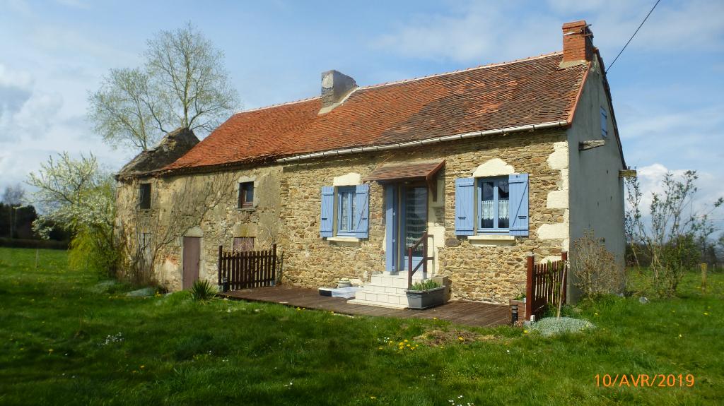 Maison Moureuille 3 pièce(s) 56 m2