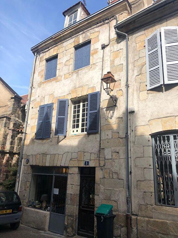 Immeuble Montlucon 5 pièces -  101.30 m2