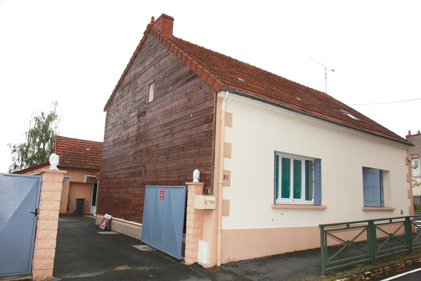Maison 10 min de Montluçon 4 pièce(s) 127 m2