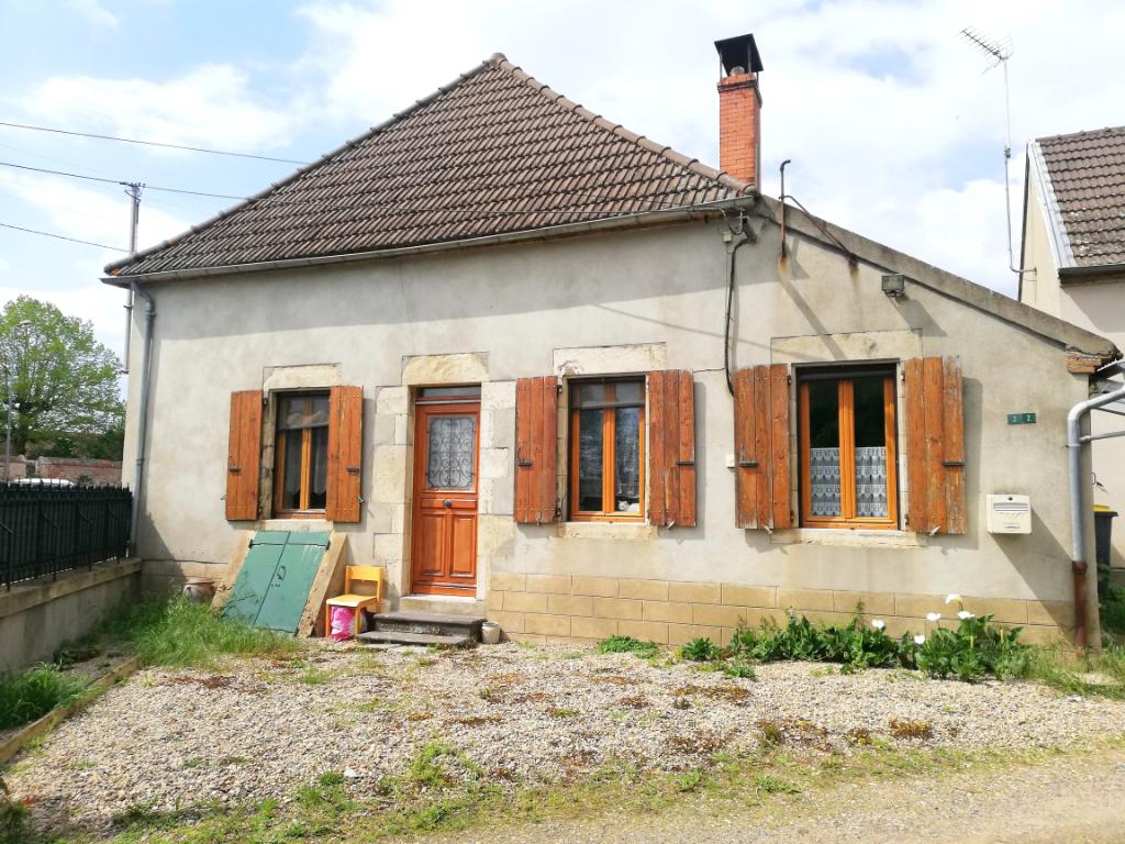 Maison à St Loup de 98 m²