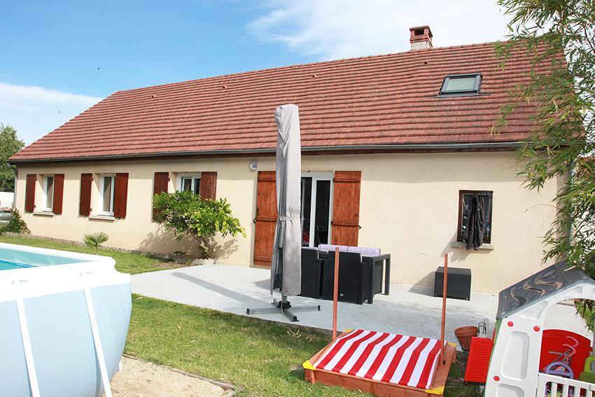 Maison Domerat 6 pièce(s) 124 m2