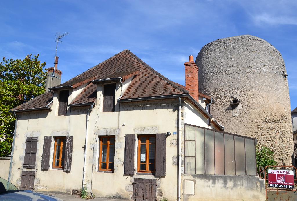 Maison au coeur de Saint Pourçain