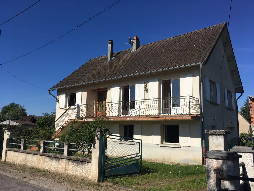 Pavillon entre Saint Pourçain et Gannat
