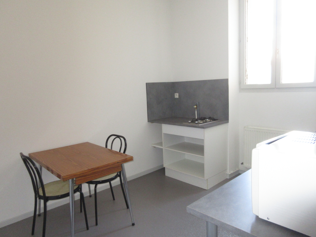 LOCATION APPARTEMENT F1 MONTLUCON