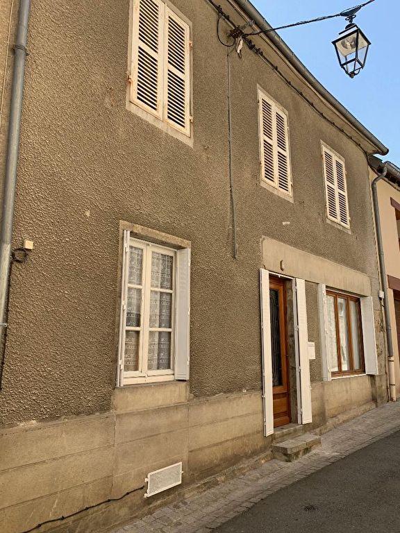 Maison Evaux Les Bains 4 pièce(s) 95.51 m2