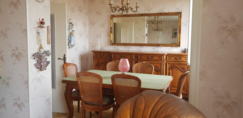 Appartement Montlucon 4 pièces - 79 m2