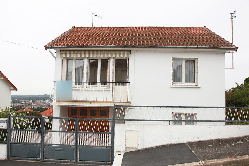 Maison Montlucon 55m²