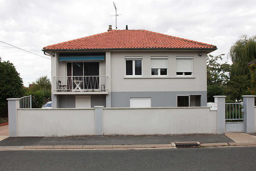 A vendre à DESERTINES maison 125 m²