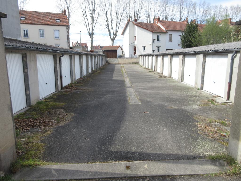 LOCATION GARAGE GARDE MEUBLE CENTRE VILLE MONTLUCON