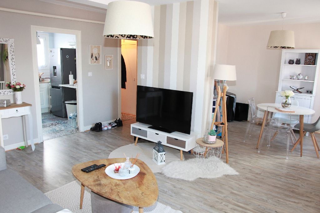 EXCLUSIVITE MONTLUCON APPARTEMENT F3