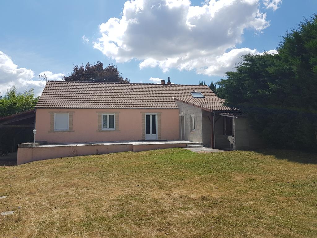 Maison Lignerolles 5 pièce(s) 121 m2