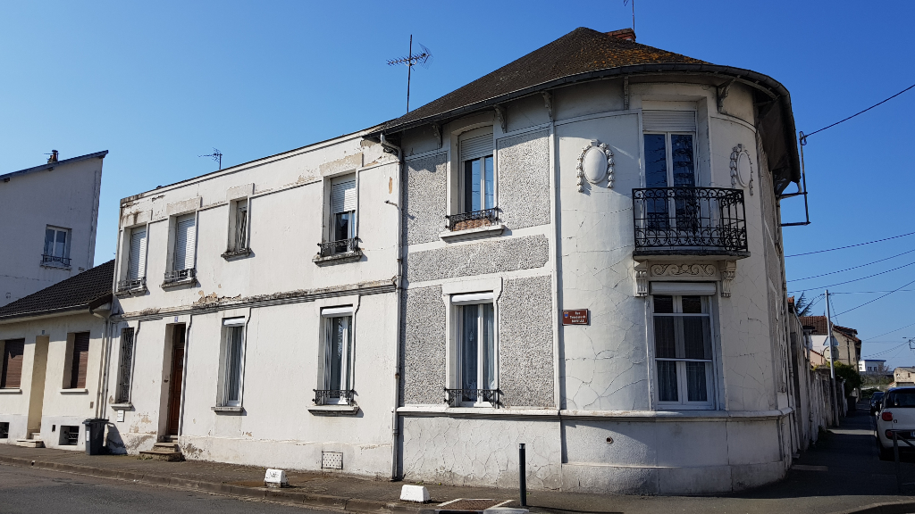 Appartement Montlucon 3 pièce(s) 92 m2