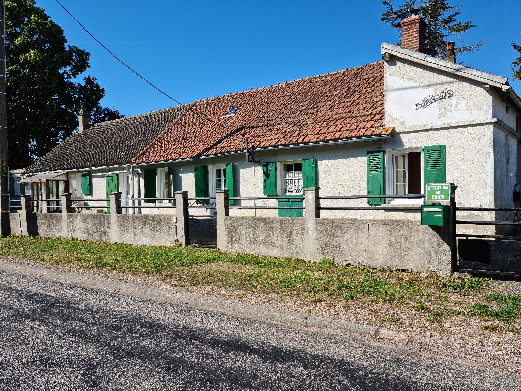 Axe Varennes sur Allier/Lapalisse