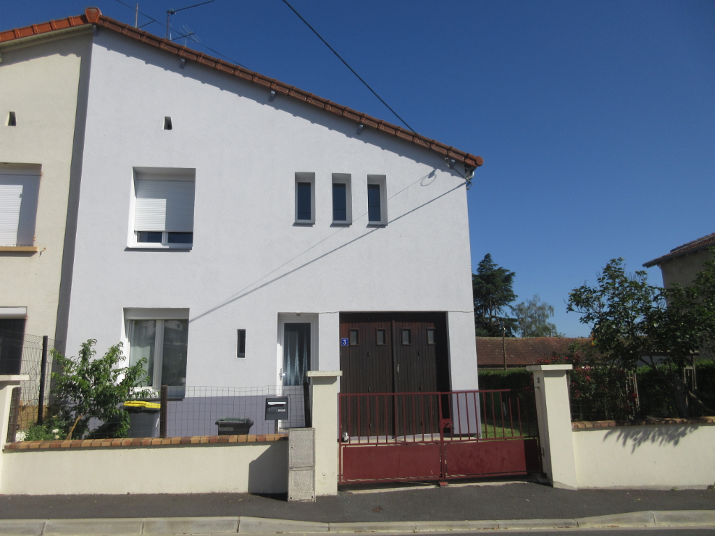EXCLUSIVITE MONTLUCON MAISON F5