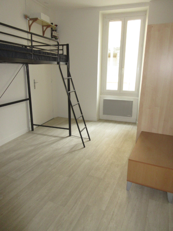 LOCATION APPARTEMENT F1 CENTRE VILLE MONTLUCON