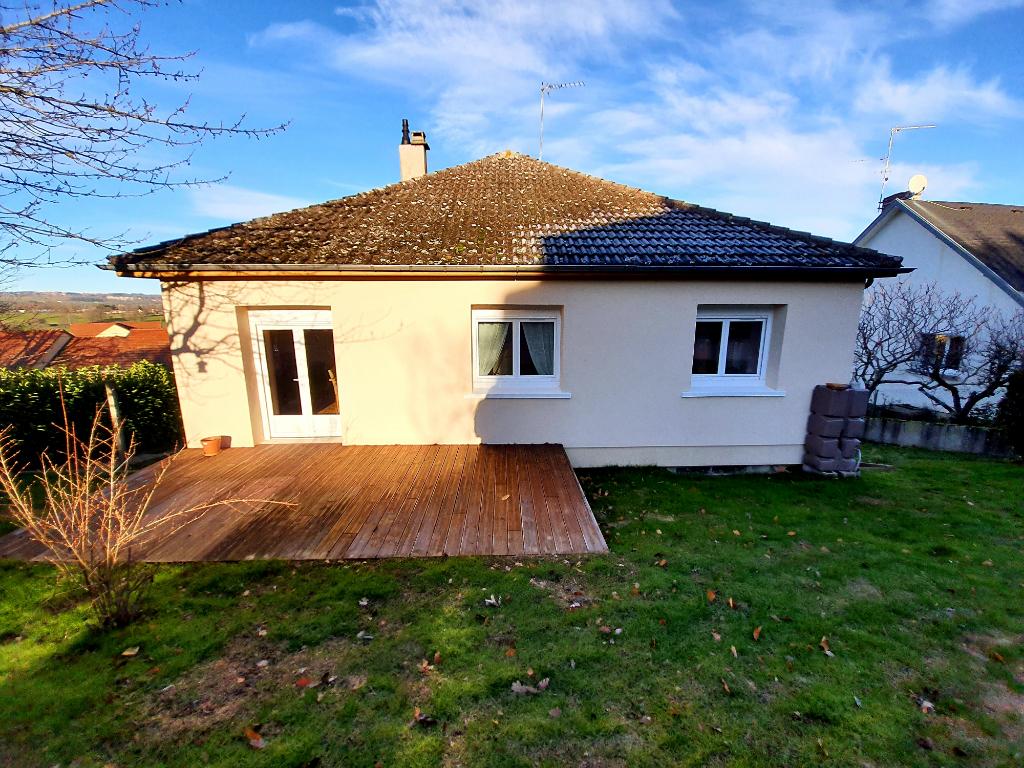 Maison Montlucon 5 pièce(s) 110.69 m2