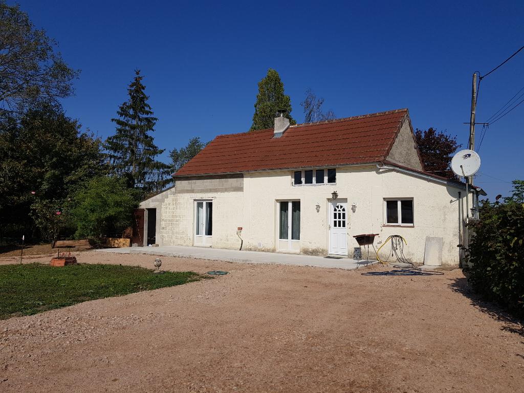 Maison Arpheuilles St Priest 3 pièce(s) 72 m2