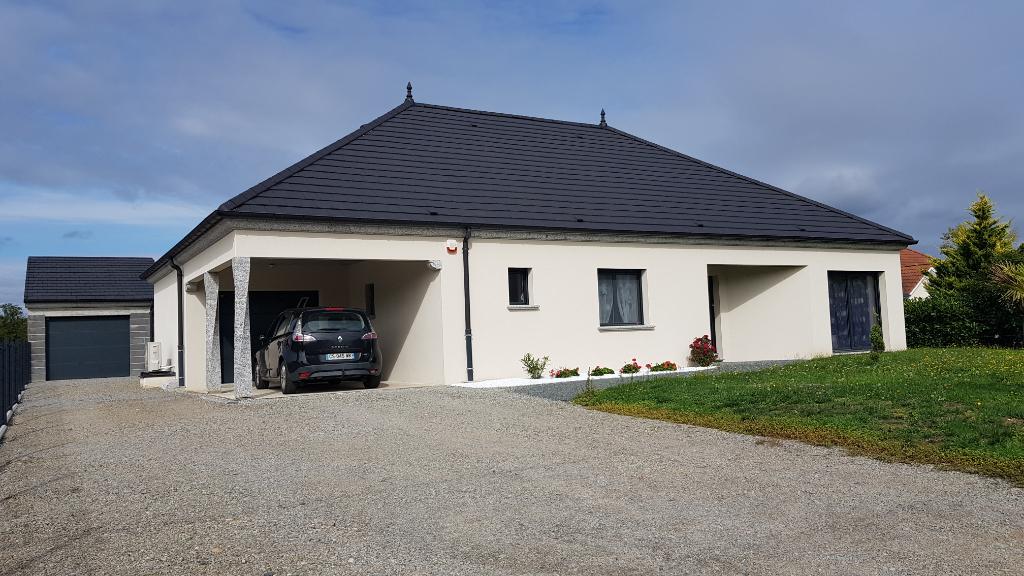 Maison Domerat 4 pièce(s) 103 m2