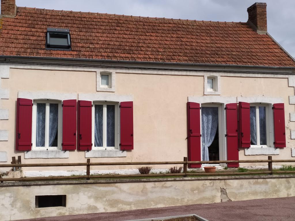 Maison  renovée avec charme
