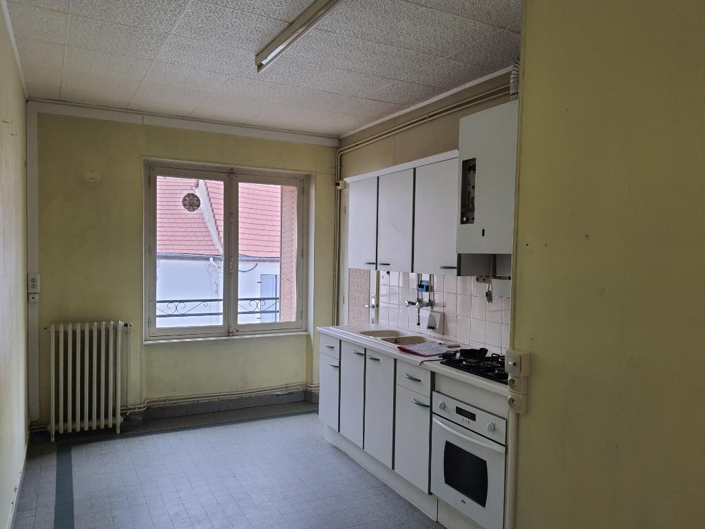 Appartement Neris Les Bains 4 pièce(s) 109 m2