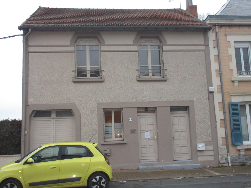 LOCATION APPARTEMENT F3 DESERTINES
