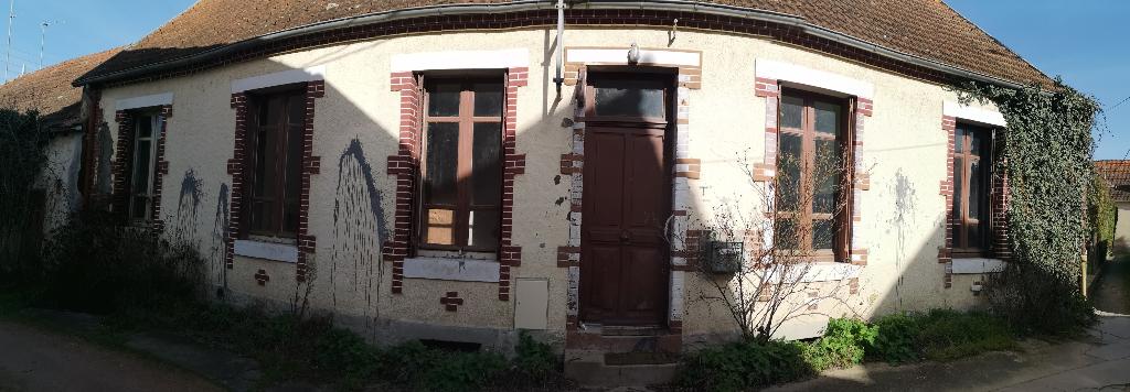 Maison de plein pied dans quartier prisé