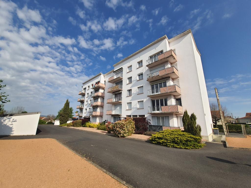 Appartement Montlucon 3 pièce(s) 67.30 m2