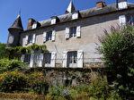 VAYRAC Centre - Château dans parc arboré d'env. 1 Ha. Commerces à pied