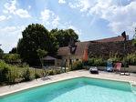 CAVAGNAC Maison 3 chambres avec jardin et piscine dans hameau