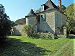 Région MARTEL - sud Corrèze et nord du Lot : très bel hôtel particulier avec dépendance et parc