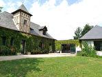 MARTEL - Ancien moulin avec grange, étang et piscine sur env. 4 ha de terrain.
