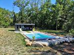 Maison Mayrac - plain-pied de 2012 avec 3 chambres, piscine et terrain d'environ 2800 m²