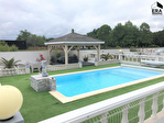 Maison T6 de 157 m²  avec piscine au Nord de Tarbes