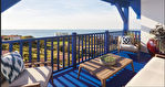 Programme neuf Biarritz - T4 de 117 m² , loggia vue océan - parking en sous sol.