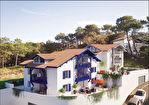 Programme neuf Biarritz - T3 d'environ 65 m² avec loggia vue océan - parking en sous sol