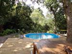 Maison 5 pièces  (117m²)+ piscine