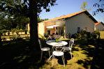 Maison mitoyenne T2 dans résidence sénior Soustons.
