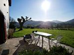 Hasparren - Proche - Vente Ferme rénovée - Vue montagnes