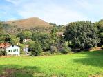 Bidarray - Vente terrain - Vue Montagnes