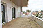 Anglet - vente appartement - 4 pièces en duplex avec grande terrasse, garage et parking