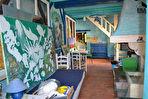 Anglet Limite Biarritz -  Vente maison de 3 pièces et grand atelier