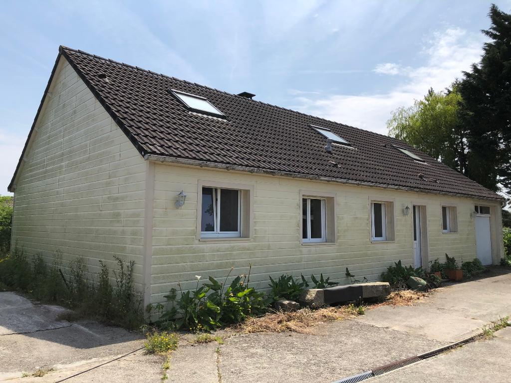 EXCLUSIVITÉ TEURTHÉVILLE Pavillon d'env. 130 m²