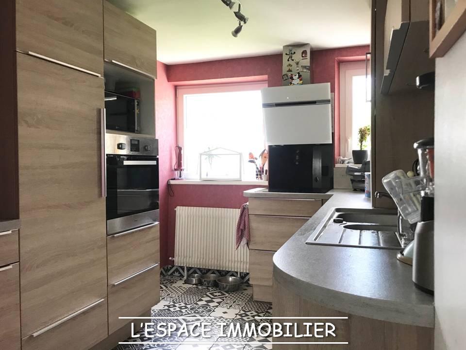 VIEIL OCTEVILLE maison de ville d'env. 90 m²