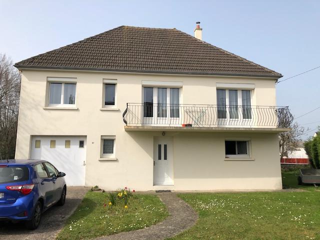 Maison Cherbourg En Cotentin 5 pièce(s) 116.42 m2