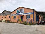 Local commercial et d'activité 500 m2 sortie La Farlède + terrain 750m²