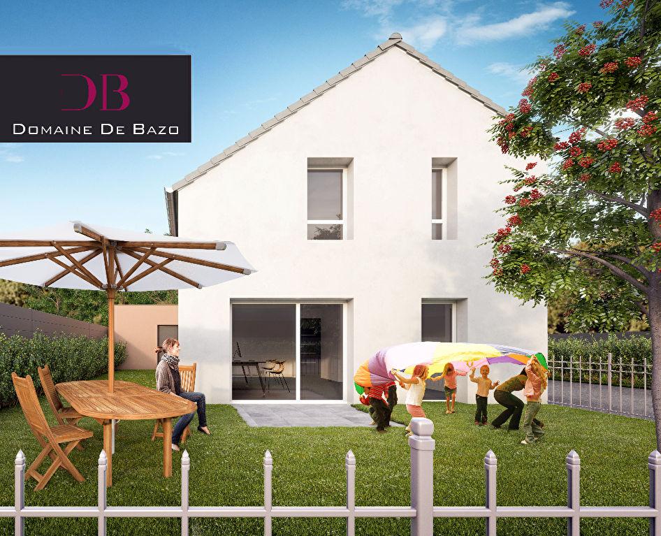 A VENDRE Maisons individuelles neuves - LE DOMAINE DE BAZO - BAZANCOURT