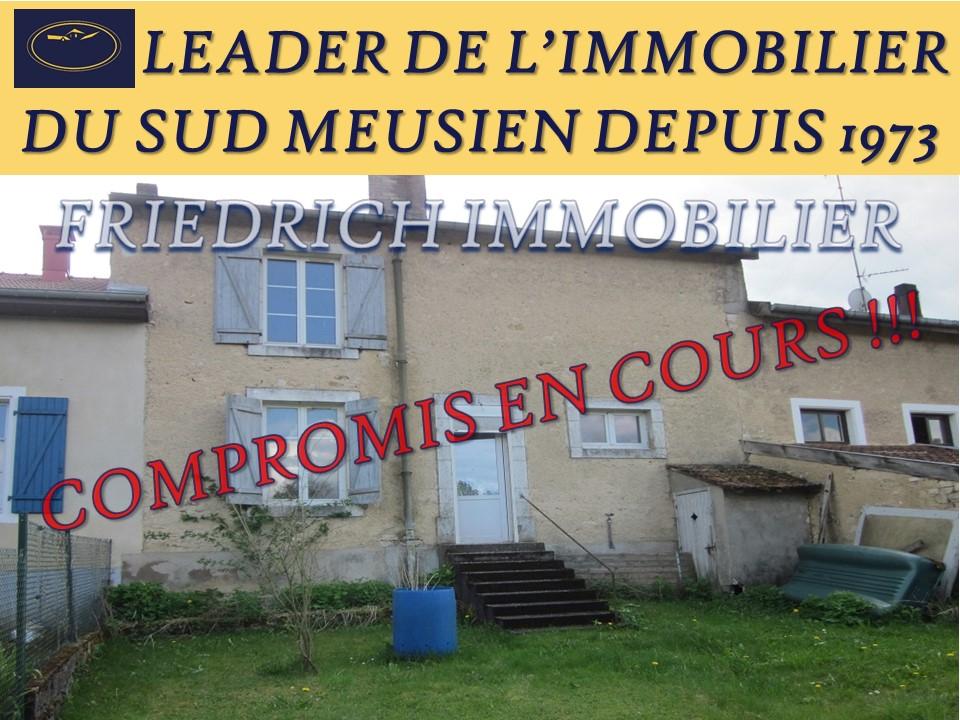 A vendre Maison LACROIX SUR MEUSE 85m² 4 piéces